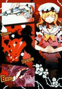 Rating: Questionable Score: 3 Tags: blood cat.lqe flandre_scarlet gun moe_shoujo_ryouiki touhou User: midzki