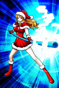 Rating: Safe Score: 9 Tags: christmas dress heels nami one_piece tagme weapon User: charunetra