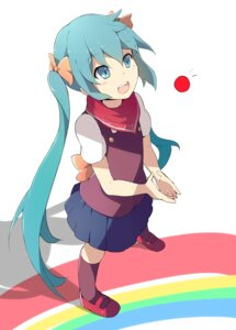 Rating: Safe Score: 26 Tags: hatsune_miku ogipote vocaloid User: shizukane