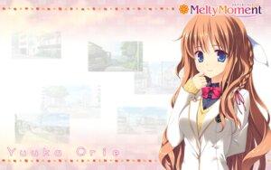 Rating: Safe Score: 25 Tags: hook melty_moment orie_yuuka seifuku wallpaper User: alice4
