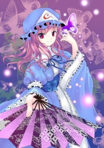 Rating: Safe Score: 10 Tags: clotho_(artist) saigyouji_yuyuko touhou User: animeprincess