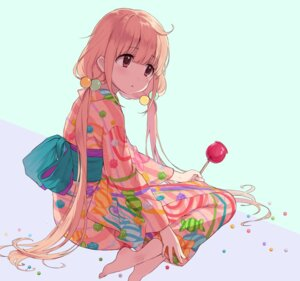 Rating: Safe Score: 63 Tags: futaba_anzu tamaext the_idolm@ster the_idolm@ster_cinderella_girls yukata User: Mr_GT