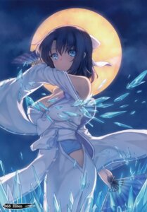 Rating: Safe Score: 102 Tags: cleavage hiten screening senran_kagura yukata yumi_(senran_kagura) User: Radioactive