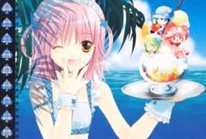 Rating: Safe Score: 7 Tags: hinamori_amu miki peach-pit ran shugo_chara suu User: Radioactive