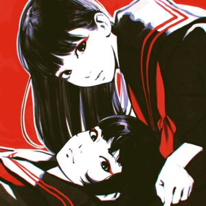 Rating: Safe Score: 18 Tags: ilya_kuvshinov seifuku User: charunetra