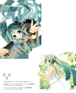 Rating: Safe Score: 14 Tags: 5_nenme_no_houkago dress hatsune_miku headphones kantoku summer_dress thighhighs vocaloid User: Kalafina