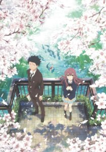 Rating: Safe Score: 37 Tags: ishida_shouya koe_no_katachi nishimiya_shouko seifuku User: yswysc