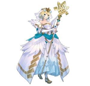 Rating: Questionable Score: 12 Tags: dress fire_emblem fire_emblem_heroes fjorm heels maeshima_shigeki nintendo tagme transparent_png weapon wedding_dress User: fly24