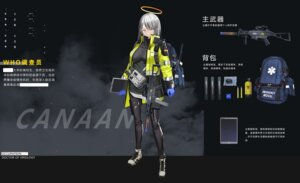 Rating: Safe Score: 10 Tags: gun hamachi_hazuki torn_clothes User: Dreista