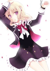 Rating: Safe Score: 38 Tags: agekichi diabolik_lovers komori_yui seifuku User: 椎名深夏