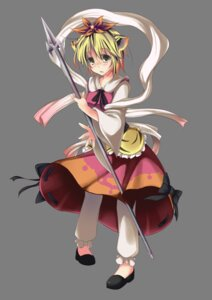 Rating: Safe Score: 3 Tags: animal_ears nekomu_shi toramaru_shou touhou transparent_png User: charunetra
