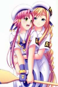 Rating: Safe Score: 19 Tags: alicia_florence aria mizunashi_akari tagme User: Radioactive