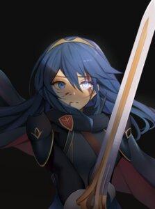 Rating: Safe Score: 11 Tags: blood ei1han fire_emblem fire_emblem_kakusei lucina_(fire_emblem) sword uniform User: Dreista