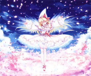 Rating: Safe Score: 29 Tags: kieta lily_white touhou User: Rainbow-Falls