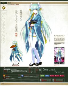 Rating: Safe Score: 43 Tags: black fate/grand_order kimono kiyohime_(fate/grand_order) thighhighs type-moon User: drop