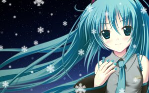 Rating: Safe Score: 19 Tags: amino_kohaku hatsune_miku vocaloid wallpaper User: Radioactive