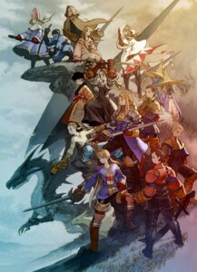 Rating: Safe Score: 13 Tags: duplicate final_fantasy final_fantasy_tactics yoshida_akihiko User: Radioactive