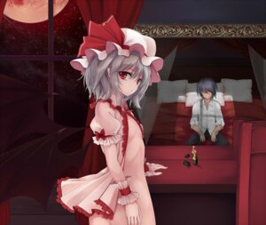 Rating: Safe Score: 23 Tags: remilia_scarlet touhou utakata wings User: 椎名深夏