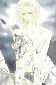 Rating: Safe Score: 2 Tags: akizuki_ryou cloud_strife final_fantasy final_fantasy_vii male yubinbasya User: Radioactive
