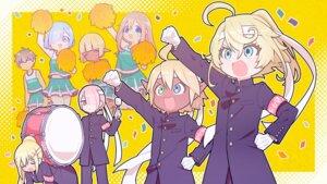 Rating: Safe Score: 12 Tags: cheerleader darkness_(kono_subarashii_sekai_ni_shukufuku_wo!) isekai_quartet kono_subarashii_sekai_ni_shukufuku_wo! pointy_ears ram_(re_zero) re_zero_kara_hajimeru_isekai_seikatsu rem_(re_zero) satou_kazuma seifuku tagme tanya_degurechaff trap viktoriya_ivanovna_serebryakov youjo_senki User: kiyoe