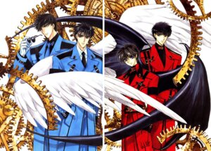 Rating: Safe Score: 3 Tags: clamp gap male monou_fuuma sakurazuka_seishirou shirou_kamui sumeragi_subaru x User: Share