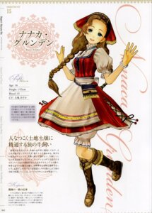 Rating: Safe Score: 13 Tags: atelier atelier_ayesha bloomers dress hidari nanaca_grunden User: Shuumatsu