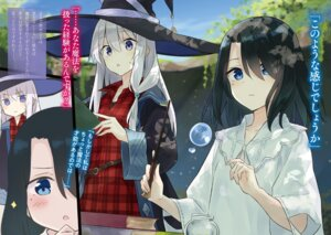 Rating: Safe Score: 6 Tags: azure0608 majo_no_tabitabi weapon witch User: kiyoe