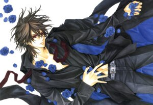 Rating: Safe Score: 9 Tags: hino_matsuri kuran_kaname male vampire_knight User: Radioactive