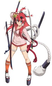 Rating: Safe Score: 31 Tags: hyakka_ryouran_samurai_girls sword yagyuu_juubei_(hyakka_ryouran) yagyuu_juubei_mitsuyoshi User: Nazzrie