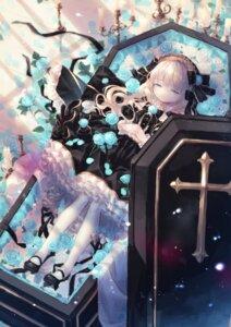 Rating: Safe Score: 21 Tags: gothic_lolita lolita_fashion pantyhose yumeichigo_alice User: Mr_GT