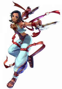 Rating: Questionable Score: 5 Tags: kawano_takuji namco soul_calibur talim weapon User: Yokaiou