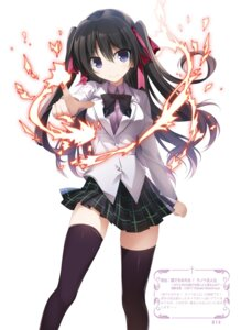 Rating: Safe Score: 40 Tags: karory seifuku thighhighs User: Twinsenzw