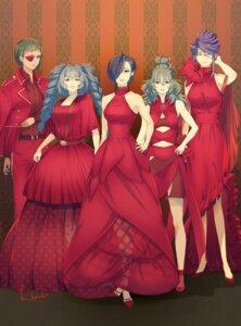 Rating: Safe Score: 11 Tags: dress eto_(tokyo_ghoul) eyepatch heels kamishiro_rize kazamidori_haruka kirishima_touka megane mutsuki_tooru see_through tokyo_ghoul yonebayashi_saiko User: charunetra
