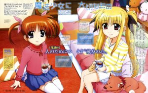Rating: Safe Score: 14 Tags: arf fate_testarossa ibata_shouta mahou_shoujo_lyrical_nanoha mahou_shoujo_lyrical_nanoha_a's mahou_shoujo_lyrical_nanoha_the_movie_2nd_a's takamachi_nanoha thighhighs User: Jigsy