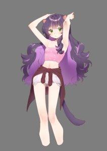 Rating: Safe Score: 13 Tags: animal_ears nekomimi rubyaano_(ducl323) tail User: BattlequeenYume