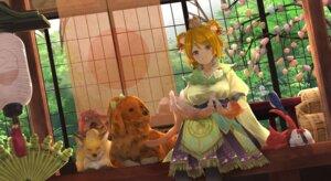 Rating: Safe Score: 10 Tags: animal_ears koizumi_hanayo love_live! neko orein User: BattlequeenYume