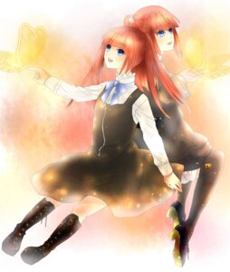 Rating: Safe Score: 2 Tags: moeou umineko_no_naku_koro_ni ushiromiya_ange User: 洛井夏石