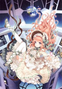 Rating: Safe Score: 104 Tags: butterfly_dream dress heels nardack thighhighs User: yong