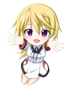 Rating: Safe Score: 16 Tags: charlotte_dunois chibi infinite_stratos kuena seifuku User: SciFi