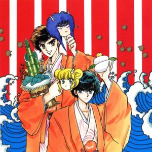 Rating: Safe Score: 0 Tags: clamp duklyon higashikunimaru_kentarou male shuukaidou_takeshi User: Share