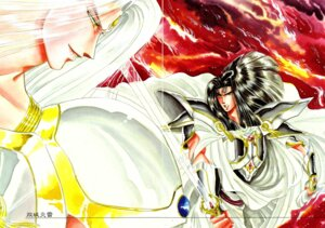 Rating: Safe Score: 1 Tags: ashura-ou clamp male rgveda taishakuten User: Share