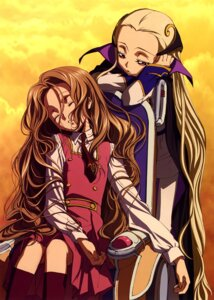 Rating: Safe Score: 16 Tags: chiba_yuriko code_geass nunnally_lamperouge v.v. User: vita