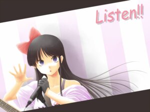 Rating: Safe Score: 1 Tags: akiyama_mio kakkou k-on! wallpaper User: fairyren