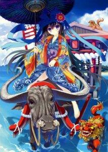 Rating: Safe Score: 35 Tags: japanese_clothes kokonobi User: Twinsenzw