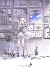 Rating: Safe Score: 6 Tags: gothic_lolita hane_segawa lolita_fashion pointy_ears User: Arsy