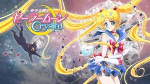 Rating: Safe Score: 13 Tags: disc_cover luna_(sailor_moon) neko sailor_moon sailor_moon_crystal sakou_yukie tsukino_usagi weapon User: saemonnokami