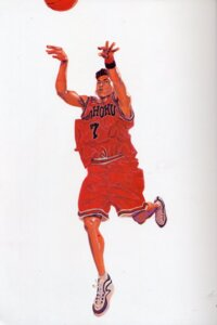 Rating: Safe Score: 2 Tags: basketball inoue_takehiko male miyagi_ryouta slam_dunk User: Umbigo