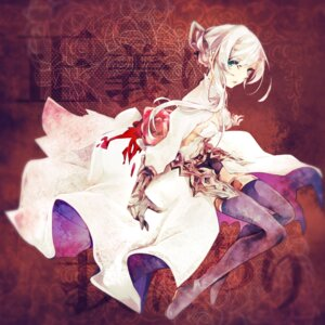 Rating: Safe Score: 31 Tags: dress heels hoshiya sinoalice snow_white_(sinoalice) thighhighs User: charunetra