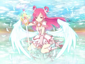 Rating: Safe Score: 15 Tags: minazuki_randoseru pretty_cure sword wings yes!_precure_5 yumehara_nozomi User: animeprincess