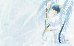 Rating: Safe Score: 6 Tags: i.s.w kurasawa_kyoushou wallpaper User: hirotn